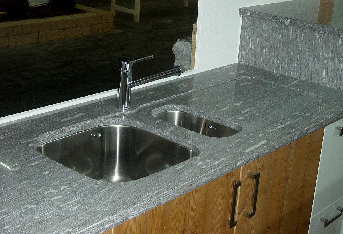WIEDENHOFER - Bau - Küchenarbeitsplatten